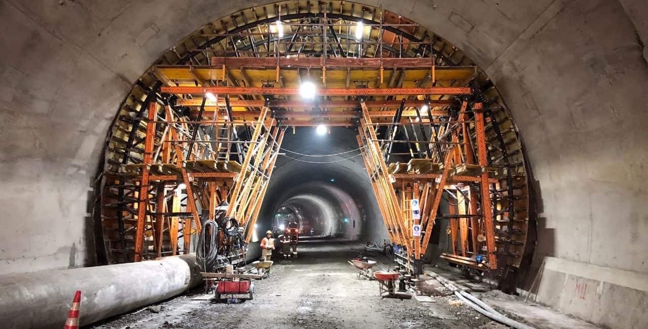 meco tuneles proyectos constructivos